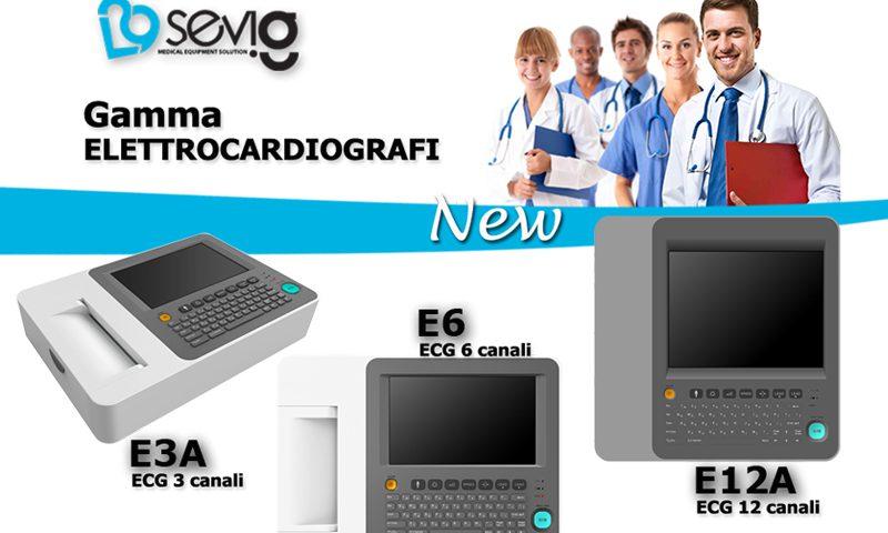 Elettrocardiografi serie
